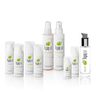 hyapur® GREEN Serie vegane Naturkosmetik